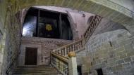 Santa Coloma de Queralt: castell dels Comtes  Ramon Sunyer