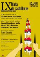 9a Diada de Castelleres a Bellprat
