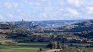 Fonolleres: vista de la vall d'Ondara  Ramon Sunyer