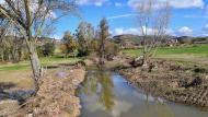 Fonolleres: El riu Ondara  Ramon Sunyer