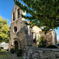 La Móra: Església Sant Jaume La Móra   Ramon Sunyer