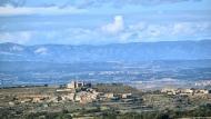 La Curullada: vista del poble  Ramon Sunyer