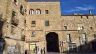 Santa Coloma de Queralt: Portal de Santa Coloma  Ramon Sunyer
