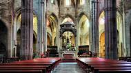 Cervera: església de Santa Maria  Jordi Contijoch Boada