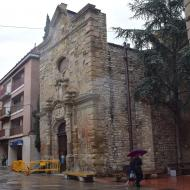 Cervera: Església de Sant Antoni  Ramon Sunyer