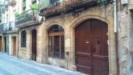 Cervera: carrer Major  Ramon Sunyer