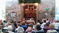 Cervera: Festa de sant Magí  Ramon Sunyer
