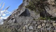 Briançó: contraforts del castell  Ramon Sunyer