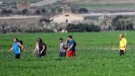 L'Aranyó: XX Marxa dels castells  Ramon Sunyer