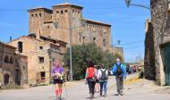 Montcortès de Segarra: XX Marxa dels castells  Ramon Sunyer