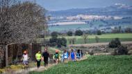 La Cardosa: XX Marxa dels castells  Ramon Sunyer