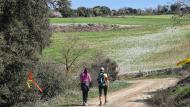 La Prenyanosa: XX Marxa dels castells  Ramon Sunyer
