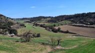 Tudela: XX Marxa dels castells  Ramon Sunyer