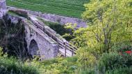Santa Coloma de Queralt: Aqüeducte  Ramon Sunyer