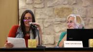 Santa Coloma de Queralt: Conferència de Dory Sontheimer  Jesús i Isabel @IStolpersteine