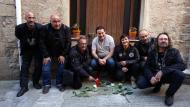 Vallfogona de Riucorb: llamborda dedicada a Josep Bonell Berenguer   Jesús i Isabel @IStolpersteine
