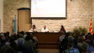 Santa Coloma de Queralt: Acte institucional   Jesús i Isabel @IStolpersteine