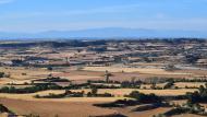 Rubinat: vista de Sant Pere dels Arquells  Ramon Sunyer