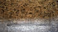 Les Oluges: Cabana I de falsa cúpula  Ramon Sunyer