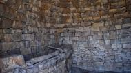 Les Oluges: Cabana II de falsa cúpula  Ramon Sunyer