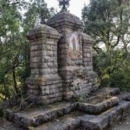 Rocamora i Sant Magí de la Brufaganya: Santuari de sant Magí  Ramon Sunyer