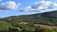 Rocamora i Sant Magí de la Brufaganya: Vista des de sant Magí  Ramon Sunyer