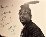 Cervera: dedicatòria de Richard Harris a Frederic Gómez  Ramon Sunyer