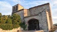 Civit: Església de Santa Maria del Coll  Ramon Sunyer