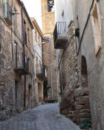 Les Pallargues: carrer  Ramon Sunyer