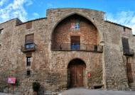 Les Pallargues: Castell  Ramon Sunyer