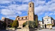 Hostafrancs: Església de l'Assumpció  Ramon Sunyer