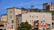 Les Oluges: Castell de l'Oluja Baixa  Ramon Sunyer