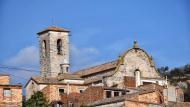 Les Oluges: Església de Santa Maria  Ramon Sunyer