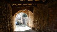 Les Oluges: Portal  Ramon Sunyer
