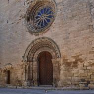Verdú: església de Santa Maria  Ramon Sunyer