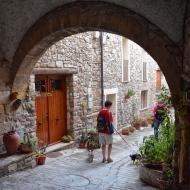 Guimerà: Fira medieval  Ramon Sunyer