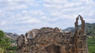 Guimerà: monestir de Santa Maria de Vallsanta  Ramon Sunyer