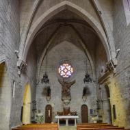 Ciutadilla: Església de Sant Miquel  Ramon Sunyer