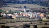 Sant Martí Sesgueioles: Vista general  Ramon Sunyer