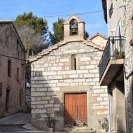 Sant Martí Sesgueioles: Capella del Roser  Ramon Sunyer