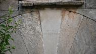 La Sala de Comalats: portalada  Ramon Sunyer