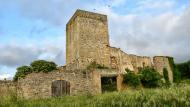 La Sala de Comalats: torre del castell  Ramon Sunyer