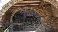 Vergós Guerrejat: portal  Ramon Sunyer