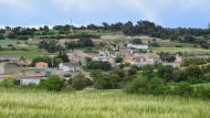 Pallerols: vista del poble  Ramon Sunyer