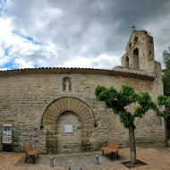 Pallerols: Església de sant Jaume  Ramon Sunyer