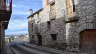 Pallerols: detall carrer  Ramon Sunyer