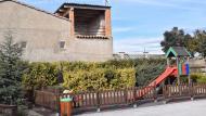 Pallerols: parc infantil  Ramon Sunyer
