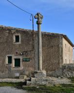 Forès: Creu del Camí a Rocafort de Queralt  Ramon Sunyer