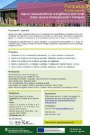 Curs sobre autosuficiència energètica al món rural a l'Escola Agrària del Solsonès