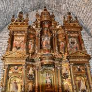 Pujalt: Capella de la Immaculada Concepció  Ramon Sunyer